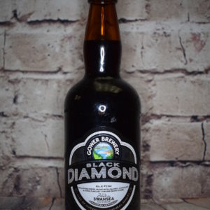 Gower Brewery Black Diamond