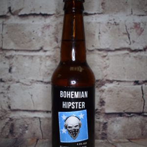 Mad Dog Brewing Co Bohemian Hipster