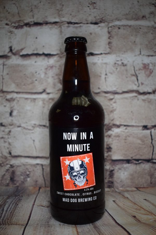 Mad Dog Brewing Co Now in a Minute