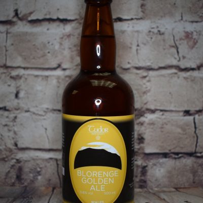 Tudor Blorenge Golden Ale