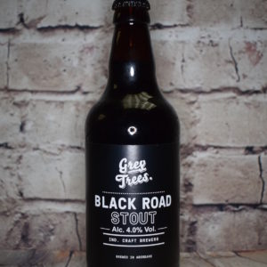 Grey Trees Black Road Stout