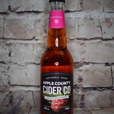 Apple County Raspberry Cider