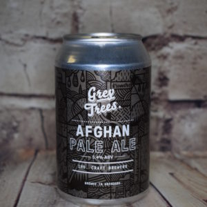 Afghan Pale Ale Welsh Beer