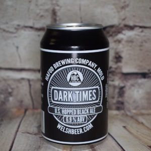 Hafod Brewing Dark Times Can