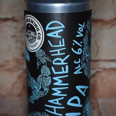 Tenby Brewing Co -Hammerhead