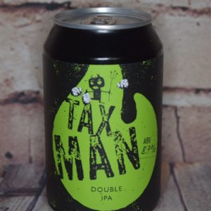 Crafty Devil Tax Man Can