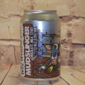 Wild Weather Ales Mudslinger