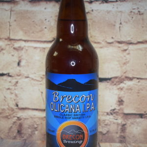 Brecon Brewing Olicana IPA