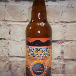 Brecon Brewing Orange