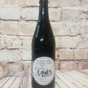 Lines Brew Co Imperial Stout