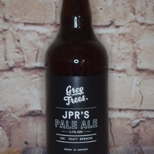 Grey Trees JPR's Pale Ale