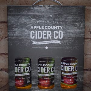 Apple County Cider Triple Pack