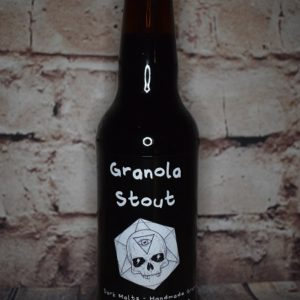 Mad Dog Granola Stout