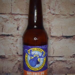 Purple Moose Antlered IPA