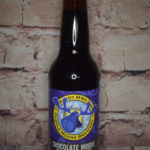 Purple Moose Chocolate Moose