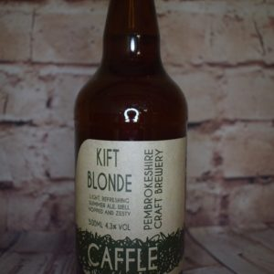 Caffle Kift Blonde