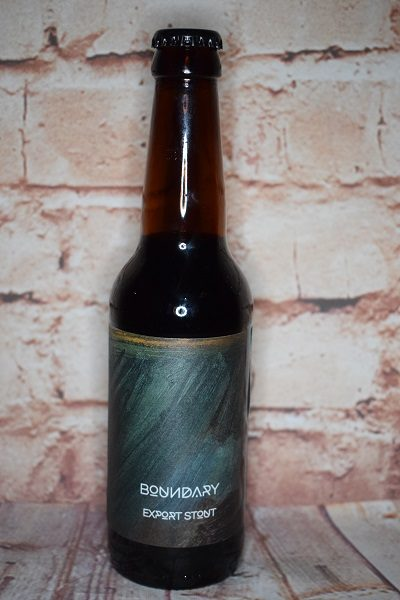 Boundry Brewing Export Stout