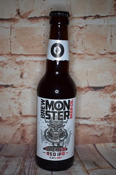 Brew Monster Beer Co - daemon IPA.