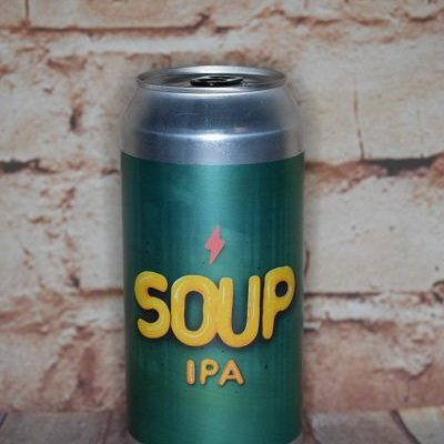 Garage Beer Co - Soup IPA.