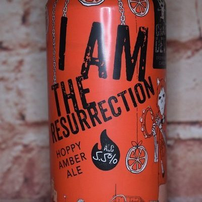 Crafty Devil - I Am The Resurrection.