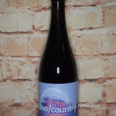 Garage Beer Co - No Country.