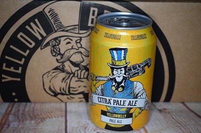 Yellowbelly - Citra Pale Ale (case)