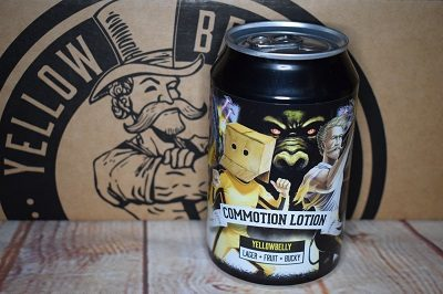 Yellowbelly - Comotion Lotion (case)
