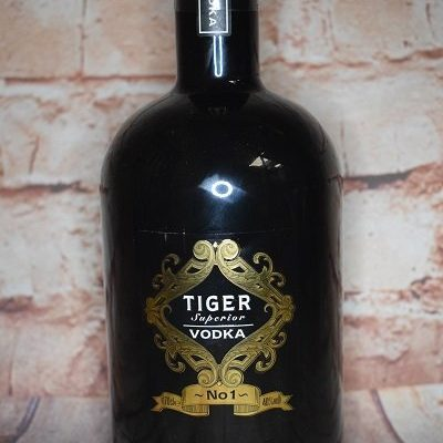 Tiger - Vodka.
