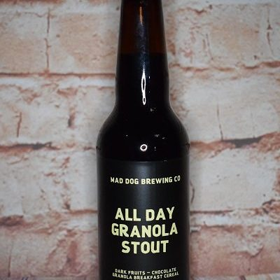 all day granola stout