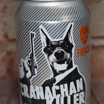 Fierce Brewing - Cranachan Killer.