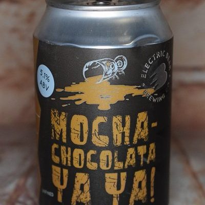 Electric Bear Brewing Co - Mochachocolatayaya
