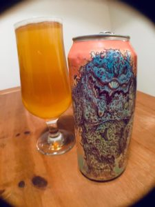 A can of Collective Arts Brewing's Ransack The Universe